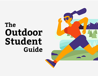 The Outdoor Student Guide - website