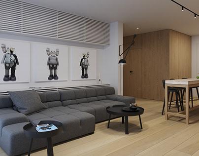 Apartment in Sofia V