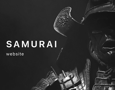 Samurai website