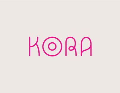 KORA Visual Identity