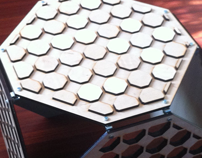 Puzzle Hex Table