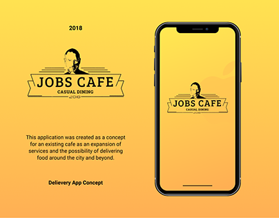 JOBS CAFE DELIVERY