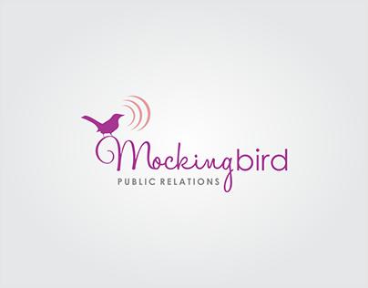 Mockingbird Public Relations LOGO DESIGN