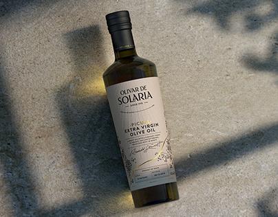 Olivar de Solaria - Olive Oil