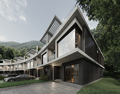 Architectural Project in Dilijan
