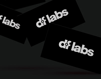 Logo design for DNF LABS