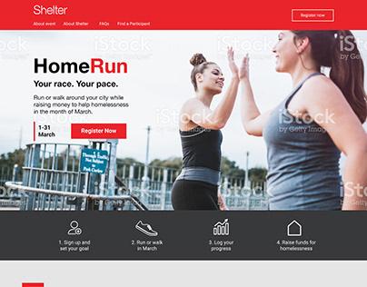 Shelter HomeRun Virtual Event Designs