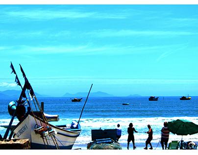 Fishermen @ Garopaba