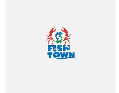 Fish Town Logo
