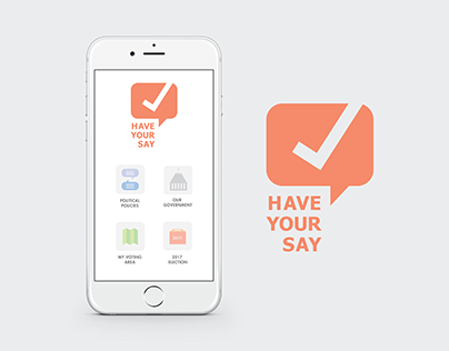 Have Your Say App