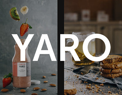 Food Cinemagraphs and Stop-Motion Animations | YARO