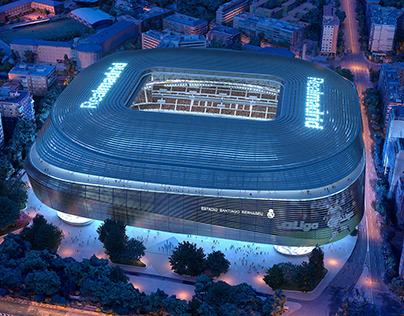 New Santiago Bernabéu, Real Madrid Stadium