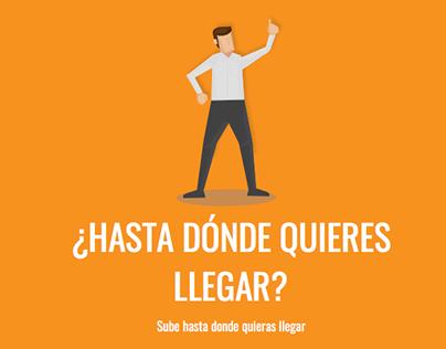 Landing Page Agencia de Publicidad