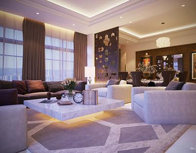 Reception Design, El Maady