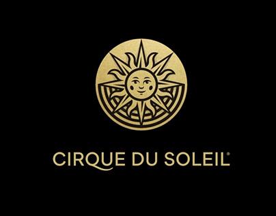 Trabajo 2.5D inspirado en el Cirque Du Soleil
