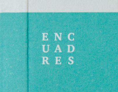 """Encuadres"" book collection"