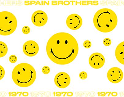 Smileys Through the Decades