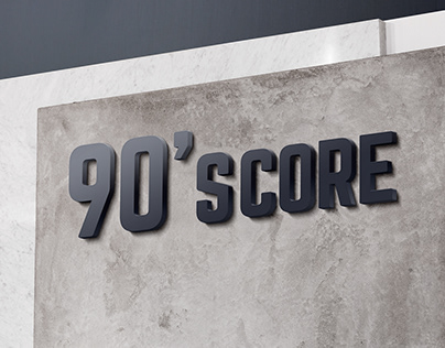90 Score Logo 2