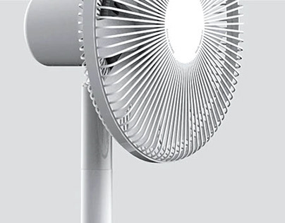 """What if """"Braun"""" released a electric fan?"""