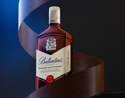 CGI Bottle Photography