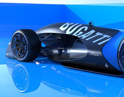 Bugatti Rafale | Personal Non Official Project