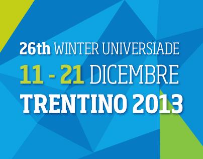 2013 Winter Universiade - Campagna Volontariato