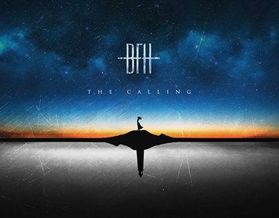 Beneath Fractured Horizons - The Calling Ep Cover