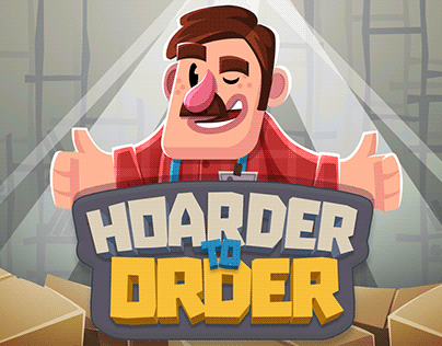 Hoarder to Order - Game