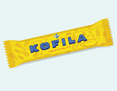 Packaging Design KOFILA