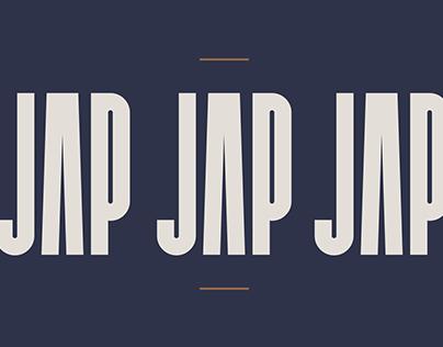 JAP - Gastropub Identity