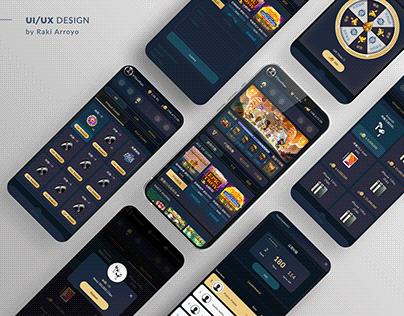 PT Mobile App UI/UX