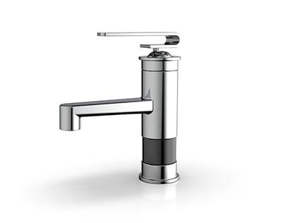 Concept Basin Mixer Design