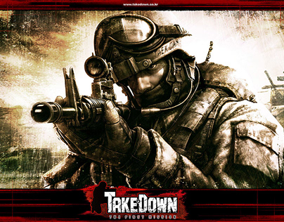 TakeDown Concept Art