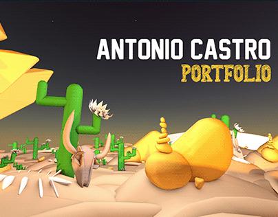 Portfolio Antonio Castro