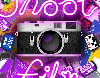 Shoot Film: Leica