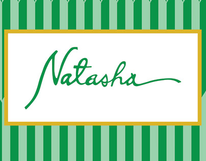 SHOECAT INC/NATASHA RETAIL PAPER BAG DESIGNS