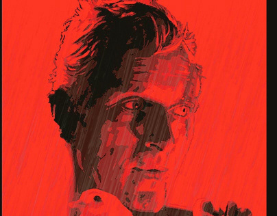 Blade Runner - Character Illustrations