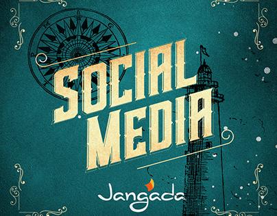 Social Media Jangada Restaurante