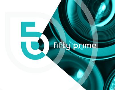 50 Prime   Logo Design