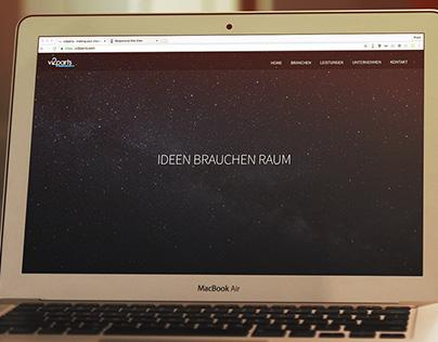 Design Website vi2parts