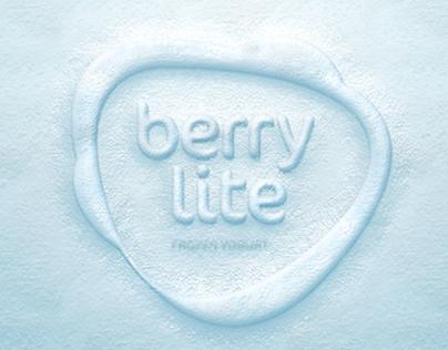 Berry Lite - Diseño branding nueva marca alimentación