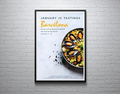 Jonathan Club - Tasting Dinners