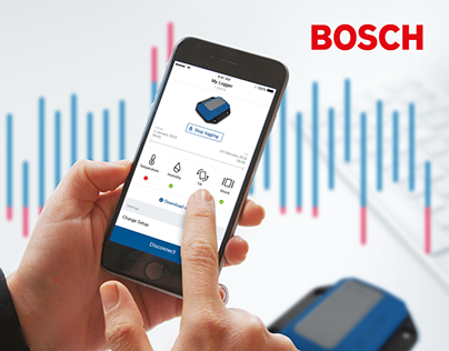 Bosch Transport Data Logger