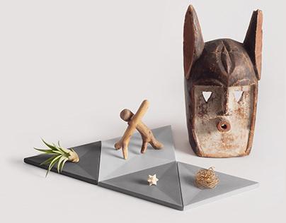 MODO — Concrete Tableware