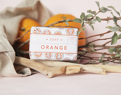 Soap line | Packaging, branding, illustration