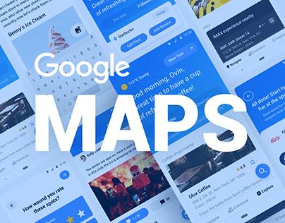 Google Maps - A Complete Exploration