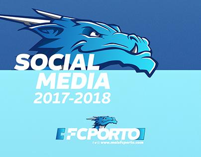 +FCPorto Social Media 17/18