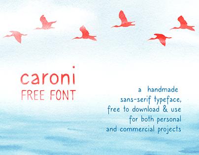 Caroni - Free Font