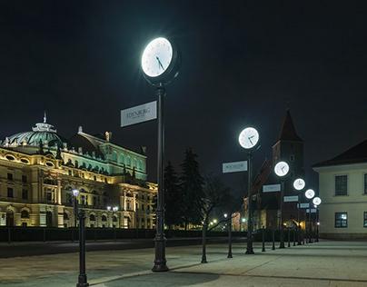 Krakow around 6:00 am - part II