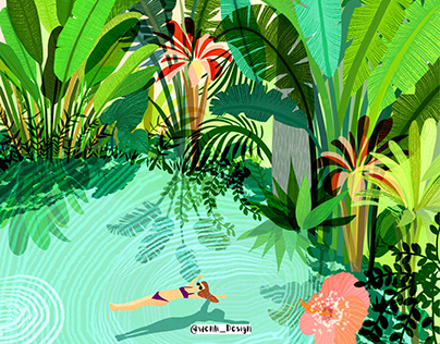 Secret Lagoon